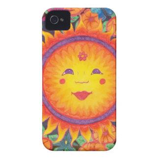 Joyful Sun Full Size Case-Mate iPhone 4 Case