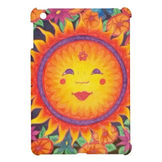 Joyful Sun Full Size iPad Mini Cover