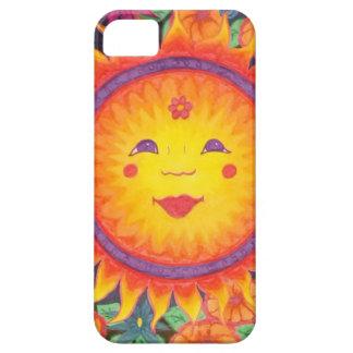 Joyful Sun Full Size iPhone 5 Case