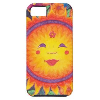 Joyful Sun Full Size iPhone 5 Cover