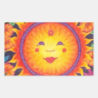 Joyful Sun Full Size Sticker