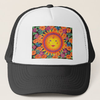 Joyful Sun Full Size Trucker Hat