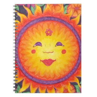 Joyful Sun Notebooks