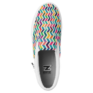 Joyful underpants - multicoloured Slip-On sneakers