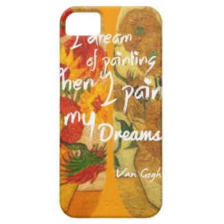 Joyous and sad  sunflowers iPhone 5 covers