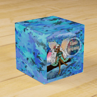 Joyous Birthday Classic 2x2 Favor Boxes, Fairy Favor Boxes
