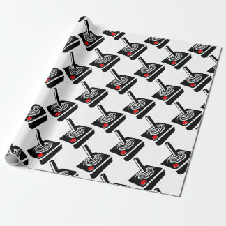 Joystick Wrapping Paper