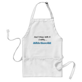 Joyzie Shore Girl3, Don't mess with a crabby Standard Apron