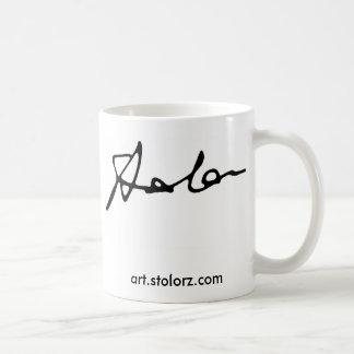 Jozef Stolorz's signature mug