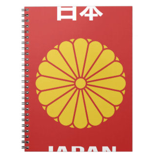 Jp32 Spiral Notebook