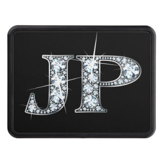"JP Faux-""Diamond Bling"" Tow Hitch Cover"