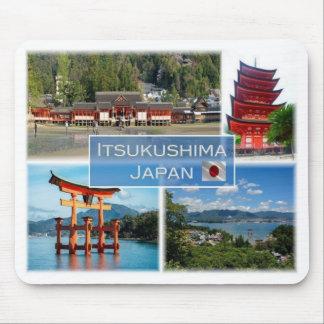 JP Japan - Itsukushima - Miyajima - Mouse Pad