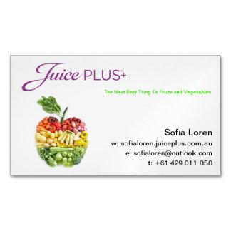 JP+ Magnet Apple Salad Purple Logo (Customize)