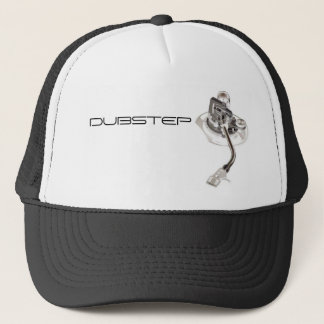 jpg_tonearm_negative, DUBSTEP Trucker Hat