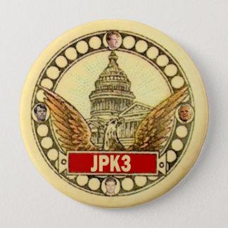 JPK3 Joseph P. Kennedy, III for Congress 2012 4 Inch Round Button