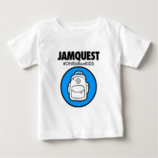 JQ Backpack #ONEbillionKIDS Baby T-Shirt