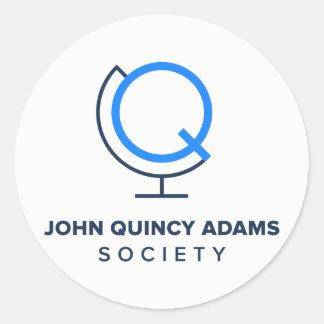 JQA Society Logo Stickers