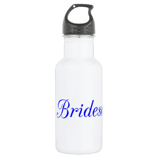 Jr. Bridesmaid's 532 Ml Water Bottle