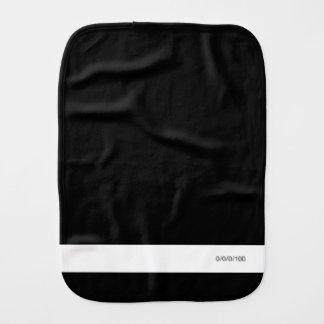 Jr. Designer Feedback Form 0/0/0/100 Burp Cloth