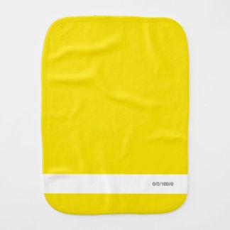 Jr. Designer Feedback Form 0/0/100/0 Burp Cloth