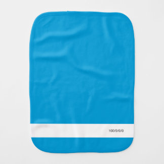 Jr. Designer Feedback Form 100/0/0/0 Burp Cloth