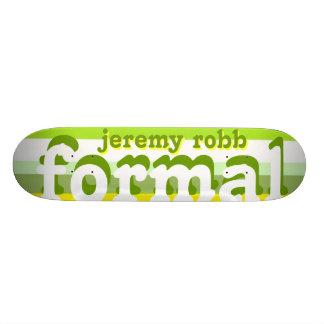 JRobb Formal Skateboards