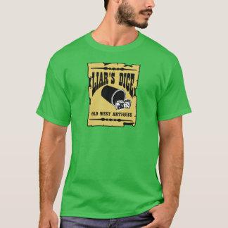 JRON LIAR'S DICE T-Shirt