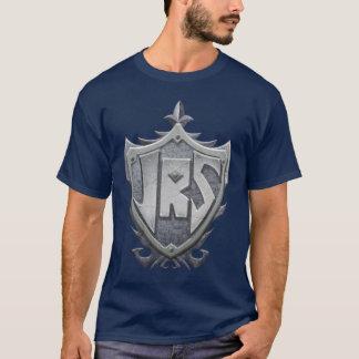 JRS: Basic T-Shirt, Navy Blue T-Shirt