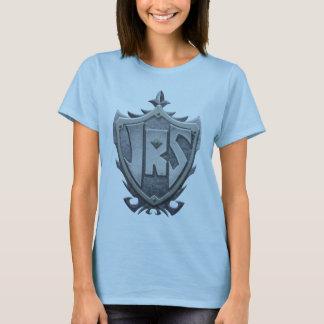 JRS: Women's Baby Doll, Blue T-Shirt