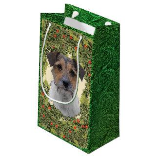 JRT Wreath Small Gift Bag