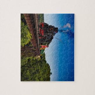 JS9419 Train Locomotive Puzzle