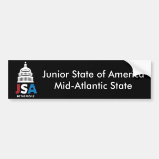 JSA Bumper Sticker