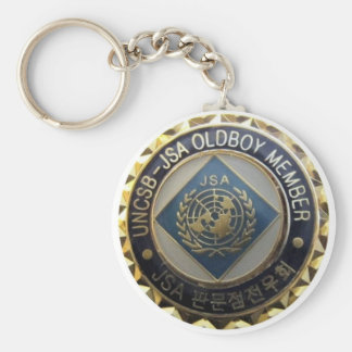 JSA Old Boys Keychain