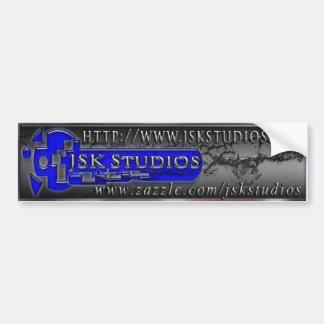 JSK Studios Bumper Sticker