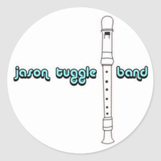 JTB logo sticker (sheet of 20)