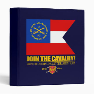 JTC (2nd South Carolina Cavalry) Binder