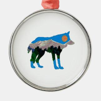jTHE PRIDE FACTOR Metal Ornament