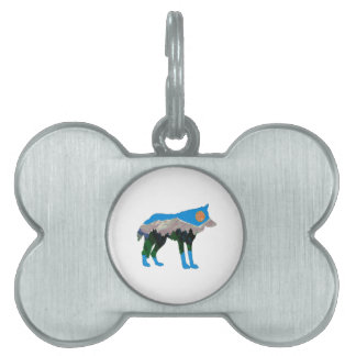 jTHE PRIDE FACTOR Pet ID Tag