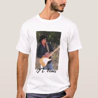 jtpromoshotcutsize, JT Blues T-Shirt