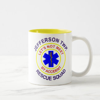 JTRS Mug