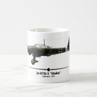 "Ju-87 ""Stuka"" - Luftwaffe - Battle of Stalingrado Coffee Mug"