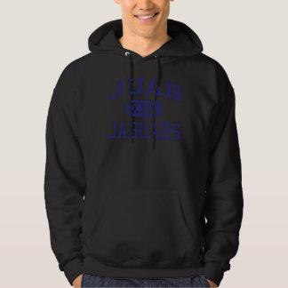 Juab - Jaguars - Junior High School - Nephi Utah Hooded Pullover
