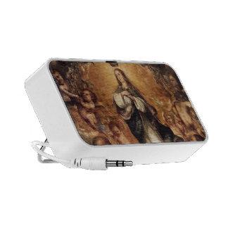 Juan de Leal Virgin de la conception impeccable Haut-parleur Portable