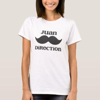 Juan Direction ~ Mustache T-Shirt
