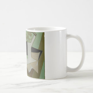 Juan Gris - Bunch of Grapes and Pear Coffee Mug