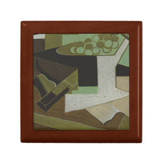 Juan Gris - Bunch of Grapes and Pear Gift Box