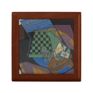 Juan Gris - Checkerboard and Playing Cards Gift Box