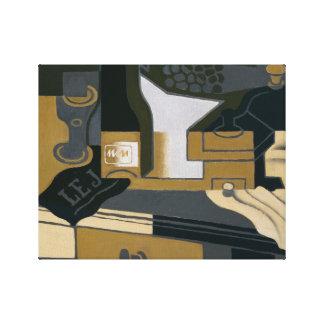 Juan Gris - Coffee Grinder Canvas Print