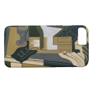 Juan Gris - Coffee Grinder iPhone 8/7 Case