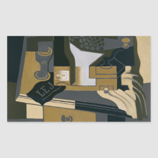 Juan Gris - Coffee Grinder Sticker
